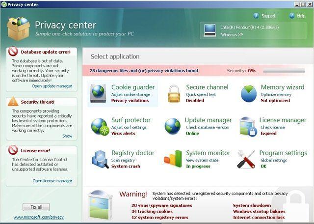 privacycenter