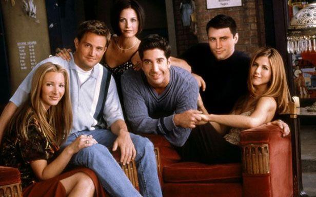 """Tym razem bohaterowie się zmienili (Fot. """"Przyjaciele""""/NBC)"""