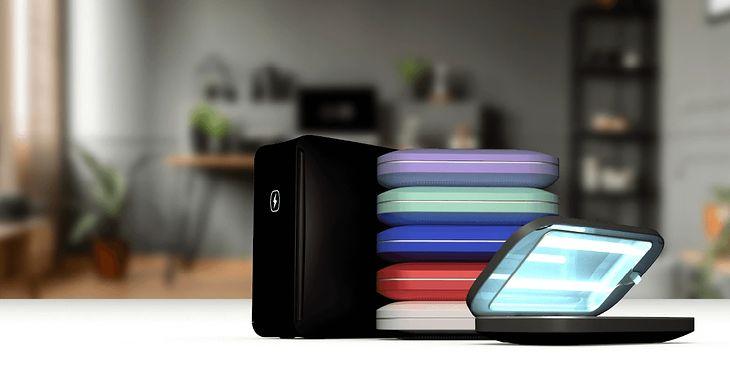 PhoneSoap eliminuje szkodliwe patogeny ze smartfonów i innych urządzeń. Czy pomoże z koronawirusem?