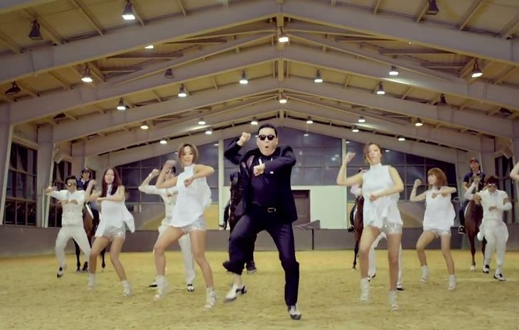 Gangnam Style (Fot. YouTube)