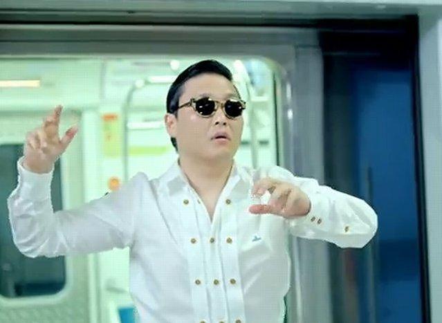 "Psy - autor hitu ""Gangnam Style"""