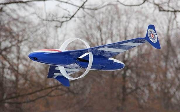 Polski, rozpoznawczy dron Pszczoła