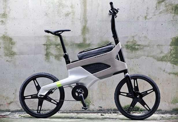 Rower miejski Peugeot DL 122 (Fot. TechnaBob.com)