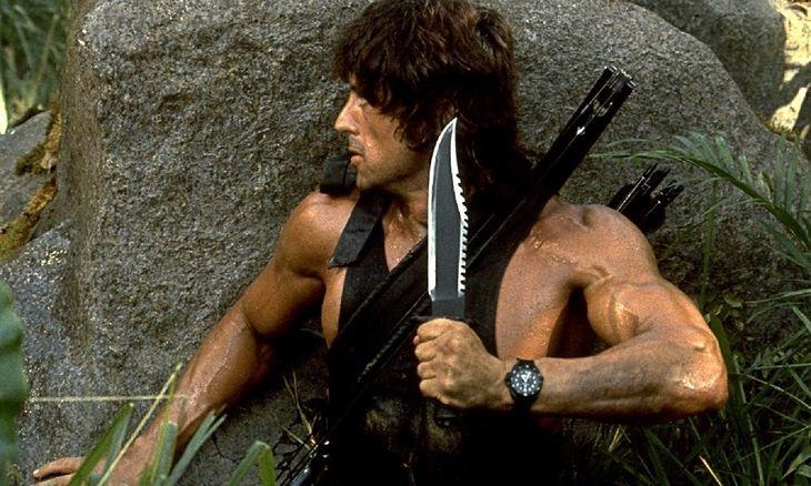Skąd się wziął nóż Rambo?