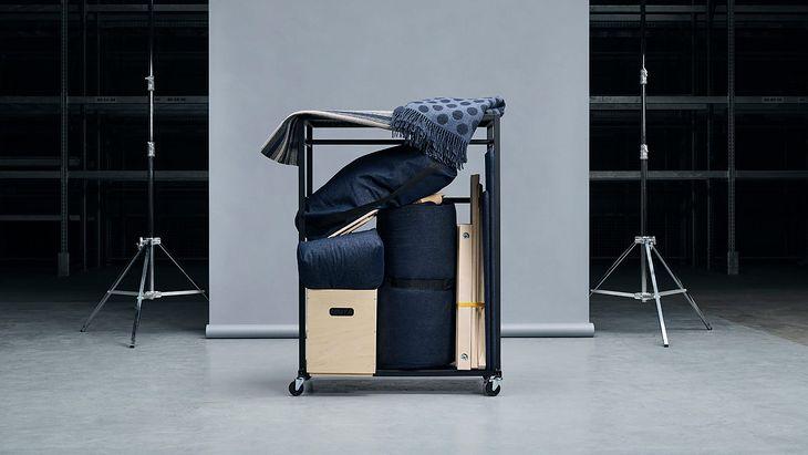 IKEA Råvaror - meble dla miejskich nomadów