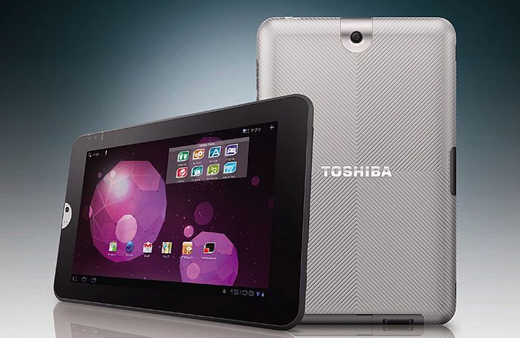 Toshiba Regza (fot. CrunchGear.com)