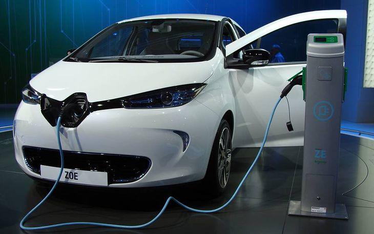Renault Zoe - samochód z DRM-em