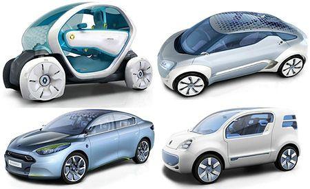 Renault seria ZE
