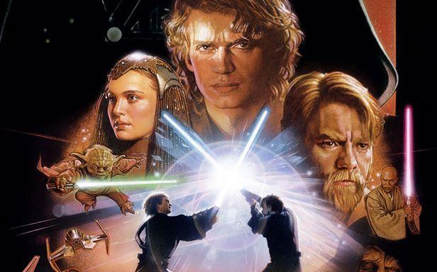 """""""Gwiezdne wojny: Zemsta Sithów"""" za rok w 3D"""