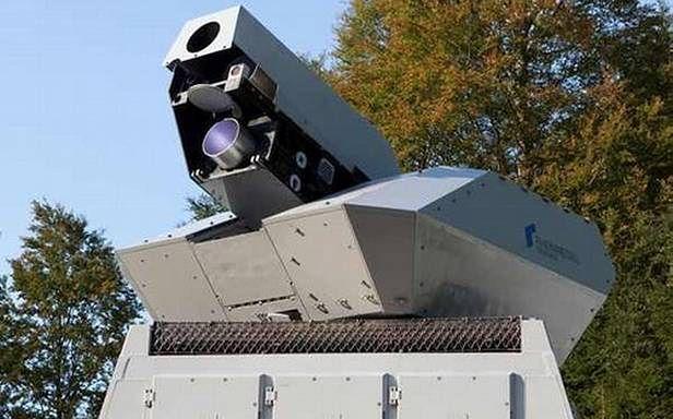 Laser Rheinmetalla