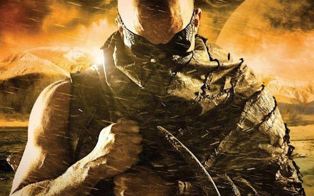 """Plakat """"Riddicka"""""""