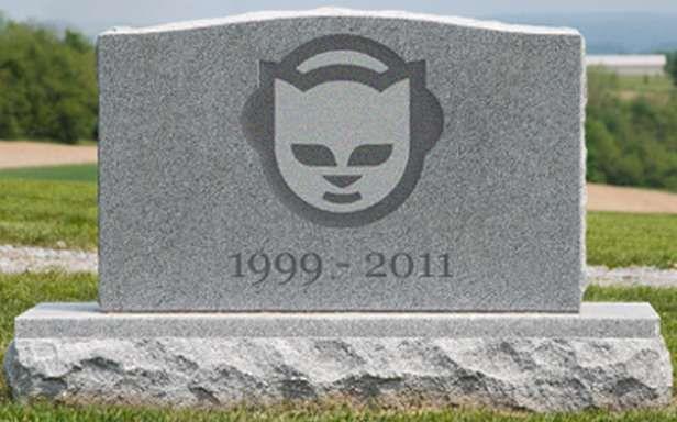 Symbol sieciowego piractwa kończy działalność (Fot. Mashable.com)