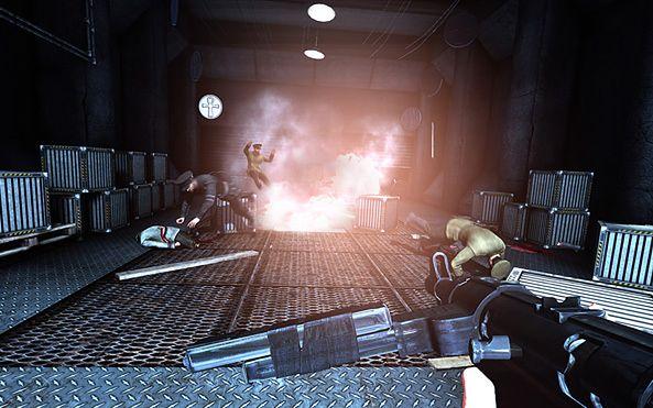 Nowe Rise of the Triad (Fot. Eurogamer)