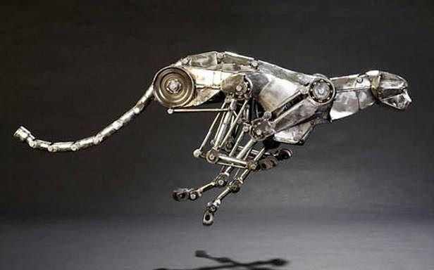 Jak szybko biega najszybszy robot? (Fot. Machinesthatgobing.com)