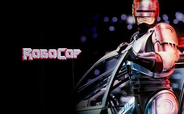 Tak prezentował się stary RoboCop
