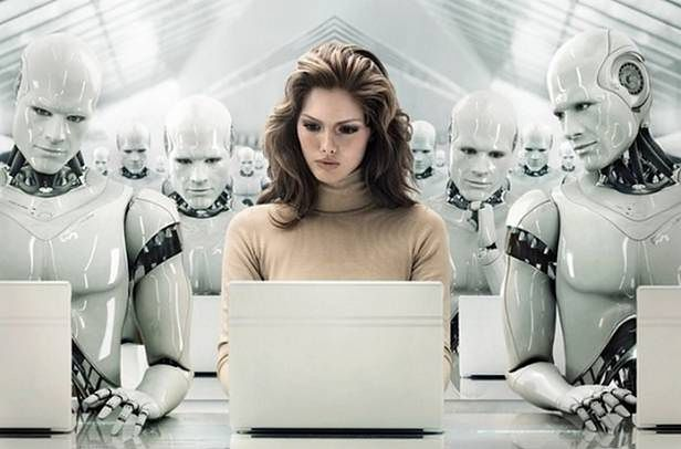 Czy w 2021 roku robot Fujitsu dostanie się na studia? (Fot. Chilloutpoint.com)