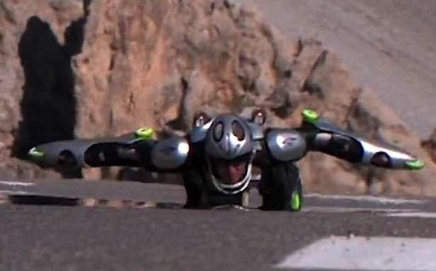 Rollerman (Fot. YouTube)