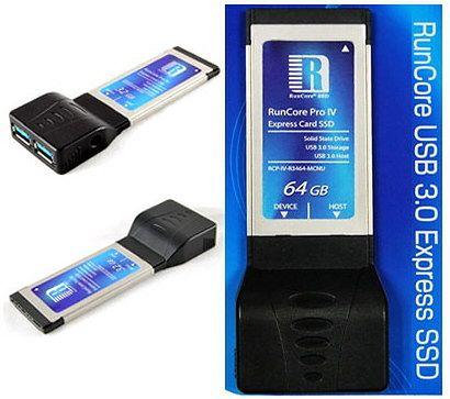 RunCore USB 3.0 Express SSD