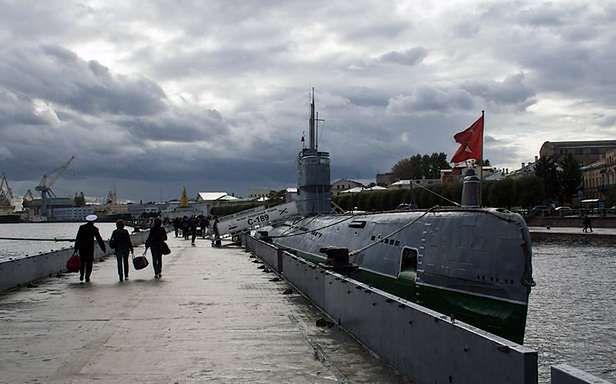 Okręt S-189 (Fot. Mikhail Soulim, Soulim.LiveJournal.com)