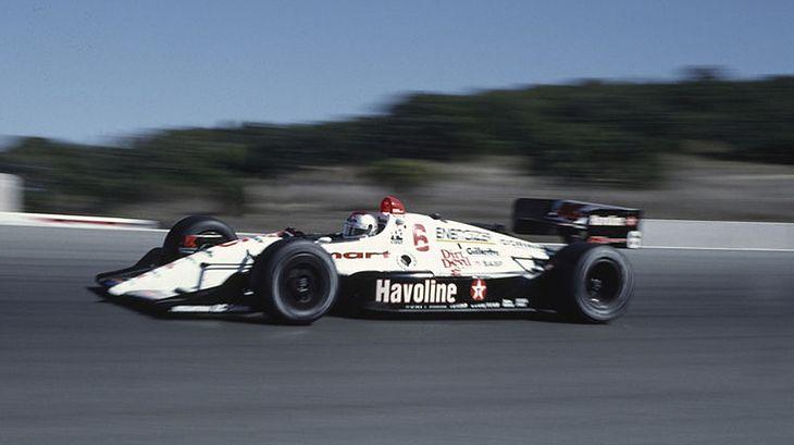 Mario Andretti, fot. na lic. CC; WikiCommons by Stuart Seeger