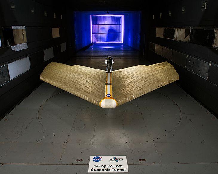 Samolot opracowywany przez NASA może odmienić losy lotnictwa