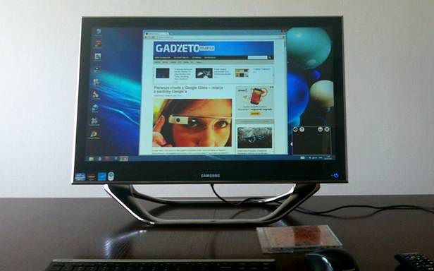 Samsung DP700A3D All-In-One