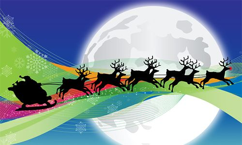 Gdzie jest teraz Mikołaj?