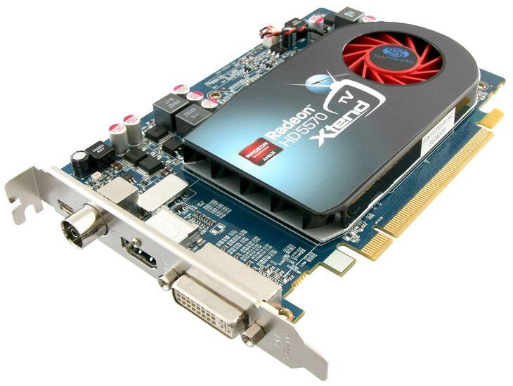 Sapphire Radeon HD 5570 XtendTV