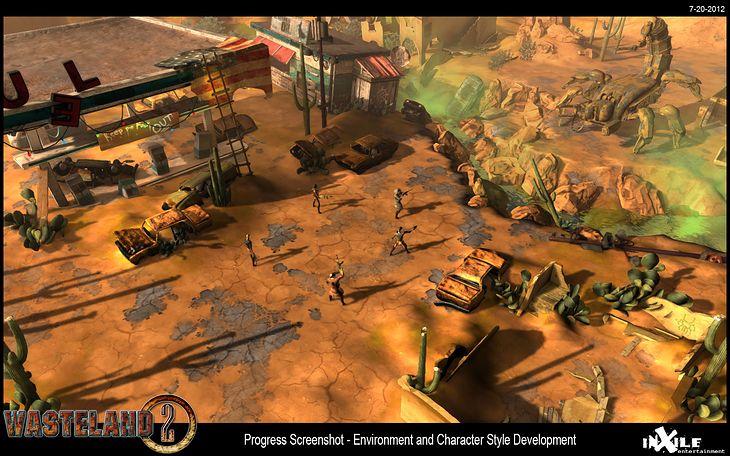 Pierwszy screen z gry (Fot. oficjalna strona gry)