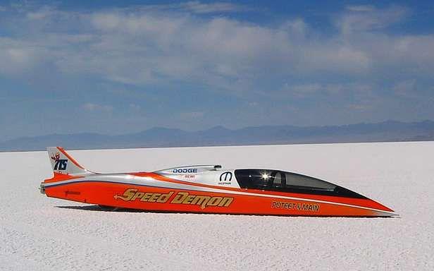 Speed Demon (Fot. BlackHorsePhoto.net)