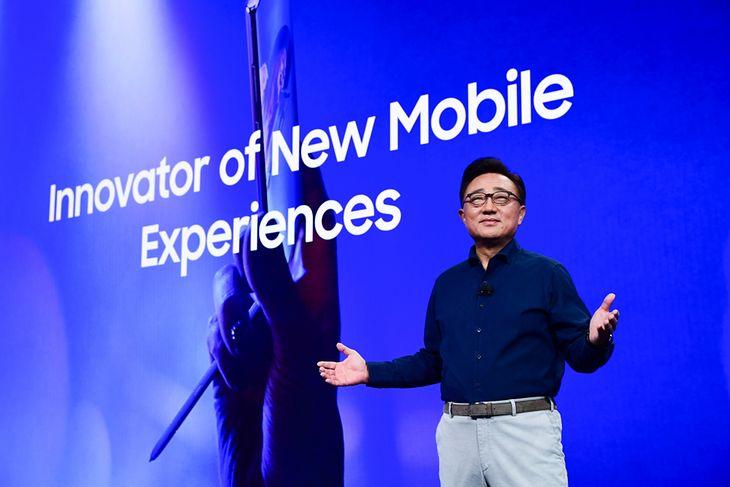 DJ Koh z Samsunga zapowiada udostępnienie systemu Tizen dla patnerów