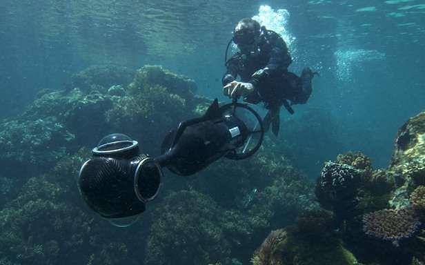 Google schodzi pod wodę (Fot. CatlinSeaviewSurvey.com)
