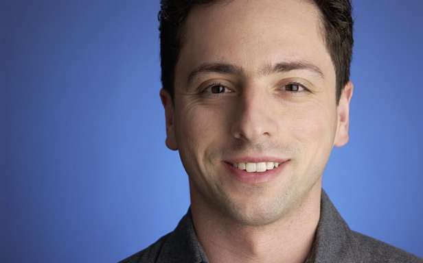 Sergey Brin (Fot. Google.com)