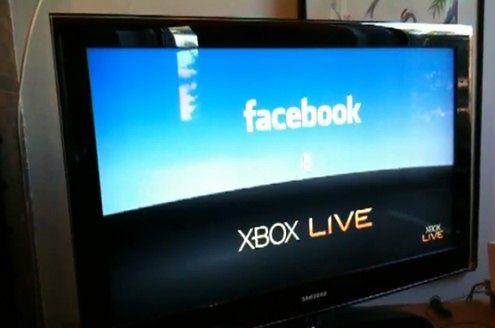 serwisy spolecznosciowe w Xboxie 360 2