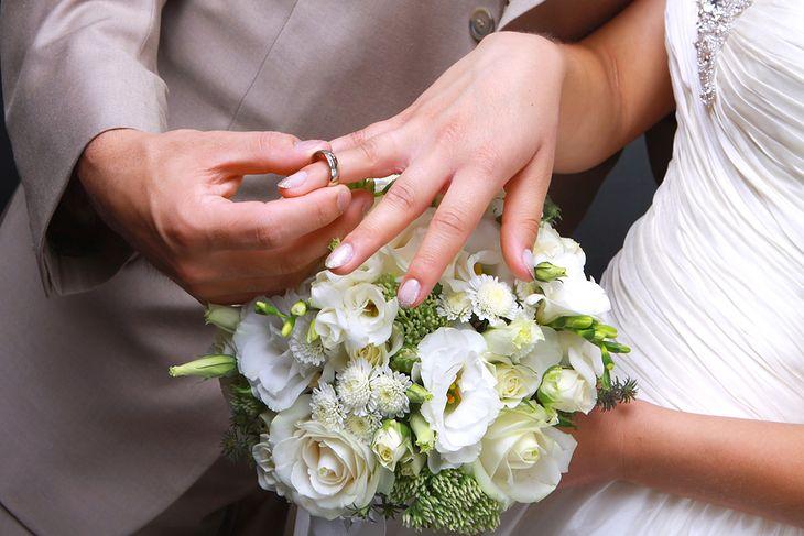 Zdjęcie małżonków pochodzi z serwisu Shutterstock