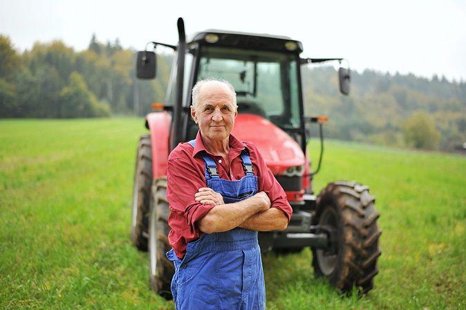 Zdjęcie rolnika pochodzi z serwisu shutterstock.com