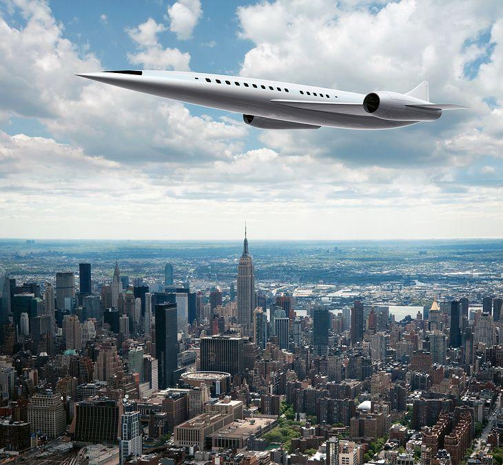 Samolot nowej generacji prawie gotowy