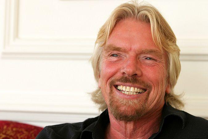 Zdjęcie Bransona pochodzi z serwisu shutterstock.com