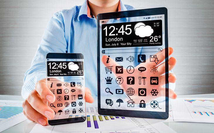 Smartfony przyszłości?