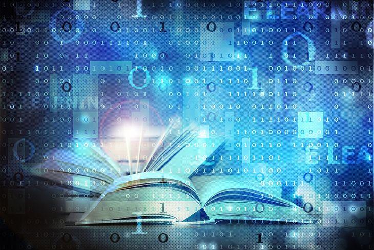 Zdjęcie e-learning pochodzi z serwisu Shutterstock