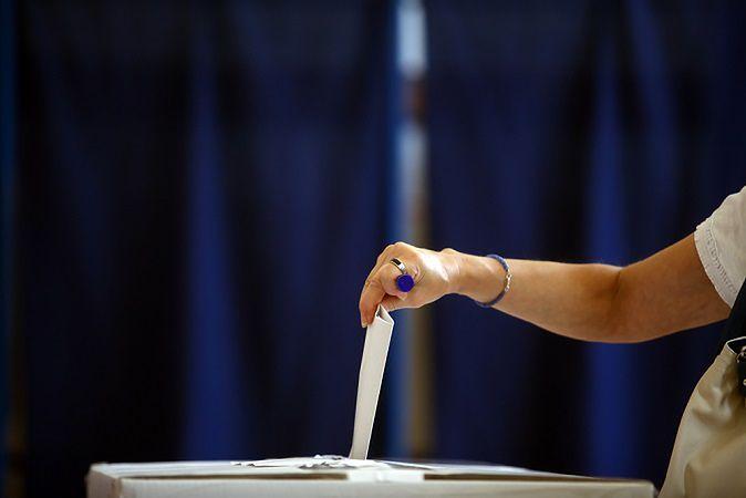 Zdjęcie głosowania pochodzi z serwisu shutterstock.com