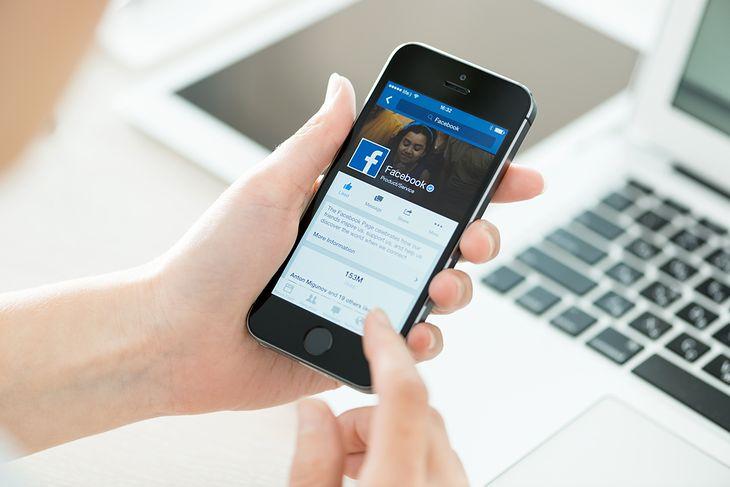 Zdjęcie facebookowego profilu pochodzi z serwisu Shutterstock, autor: Bloomua