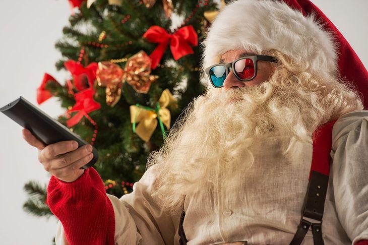 Zdjęcie Mikołaja pochodzi z serwisu Shutterstock.com.