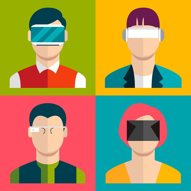 Grafika z ludzi pochodzi z serwisu Shutterstock