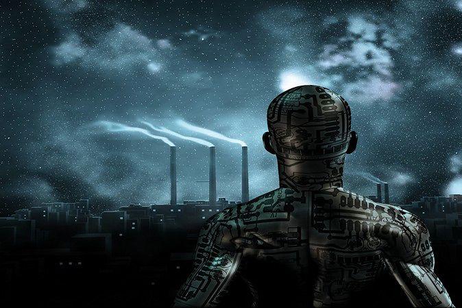 Zdjęcie robota pochodzi z serwisu shutterstock.com