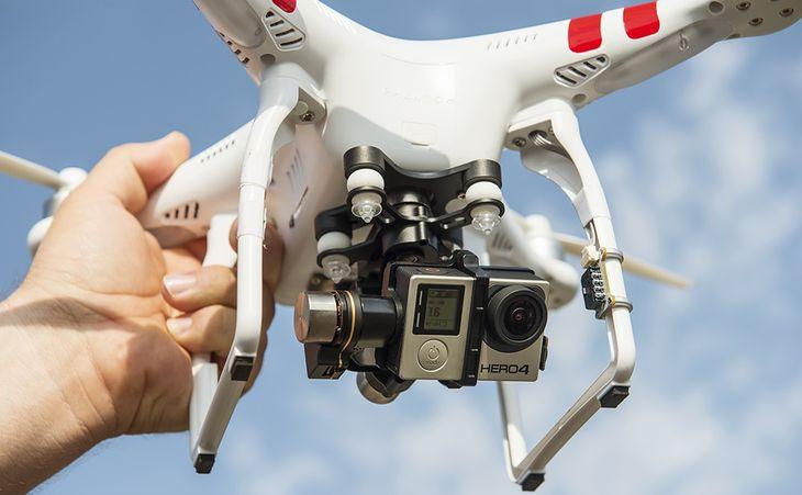 Zdjęcie drona pochodzi z serwisu shutterstock.com