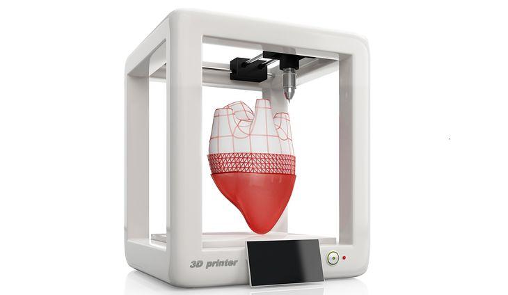 Tworzenie ogranów w drukarce 3D