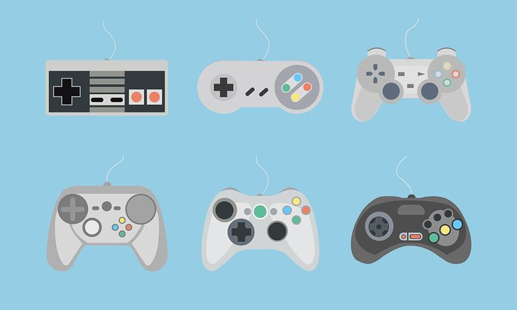 Super Gamepad Nintendo