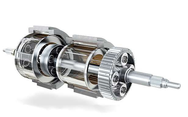 Silnik elektryczny (Fot. BMW.com)