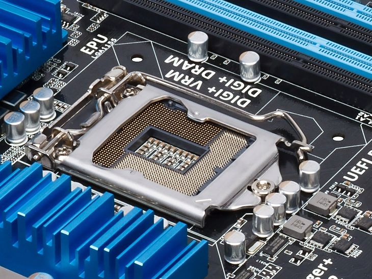 LGA1155 socket